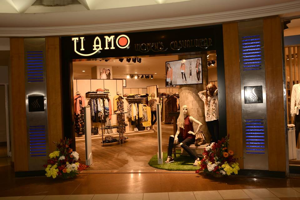 Our Branches - Tiamo Women's Casual Wear